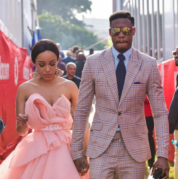 Photo of Pics! SA Celebrity Couples Who Slayed In Durban July