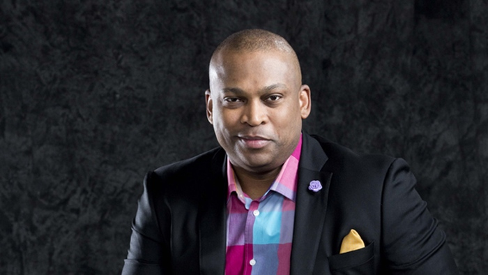 Photo of Robert Marawa And SABC Part Ways