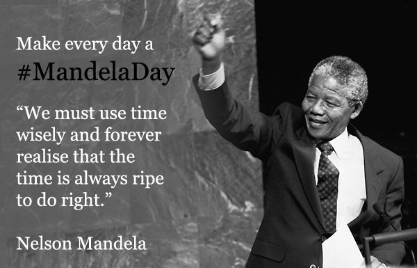 Photo of 10 Things Young People Can Do On Nelson Mandela Day