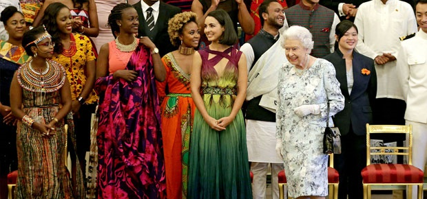 Photo of Queen Of England Recognizes Inspirational SA Youth
