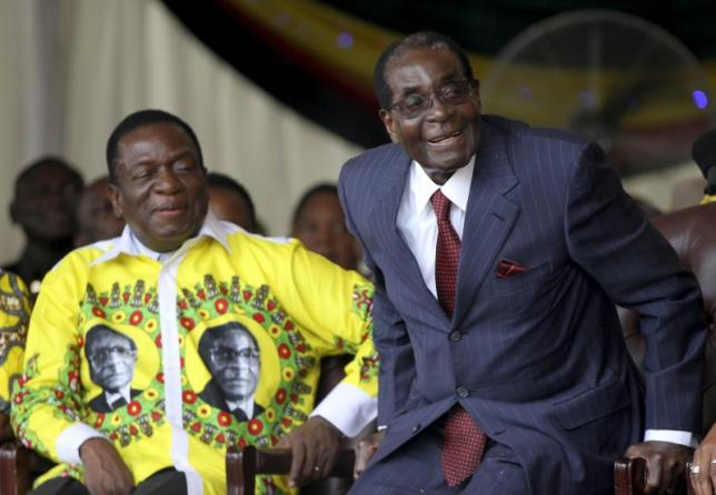 Photo of Zimbabweans Get The Shock Of Their Lives: Turns Out Mugabe Ouster Was A Joke!