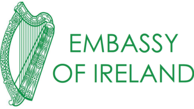 Photo of The Embassy of Ireland: Scholarship Program 2018