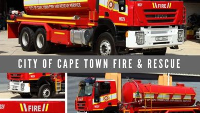 Photo of Applications Open For The City of Cape Town Firefighter Learnership Program