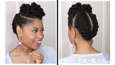 Photo of Try These 5 Natural Hairstyles This Festive