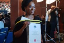 Photo of Nomzamo Mbatha Gives A Word of Encouragement To Those Who Won't Be Celebrating Their Graduation Due To Lockdown