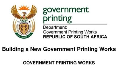 Photo of Applications Of The  Government Printing Works Apprenticeship Programme 2019