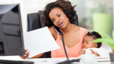 Photo of 10 Ways To Cope As A Single Working Parent
