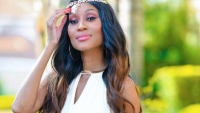 Photo of Kgomotso Christopher Praised For Her Youthful Looking Skin #Nivea