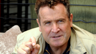 Photo of Johnny Clegg Laid To Rest Privately A Day After His Passing