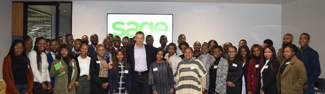 Sage launches its Internship Programme
