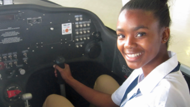 Photo of A Plane Made By South African Teens Flies From Cape To Cairo