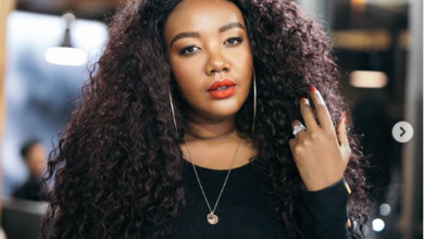 Photo of Lerato Sengadi Shares Why She Stopped Wearing Her Wedding Ring