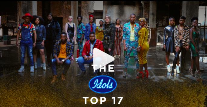 Meet Idols SA 2019 Top 17