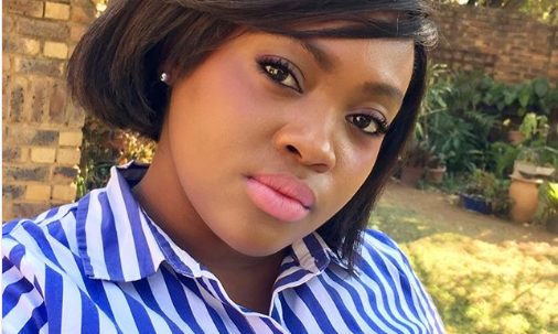 Watch! Kayise Ngqula Learns To Walk Again 2 Months After Tragic Accident!