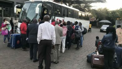 Photo of Twitter Reacts To 600 Nigerian Nationals Leaving SA Due To Xenophobia