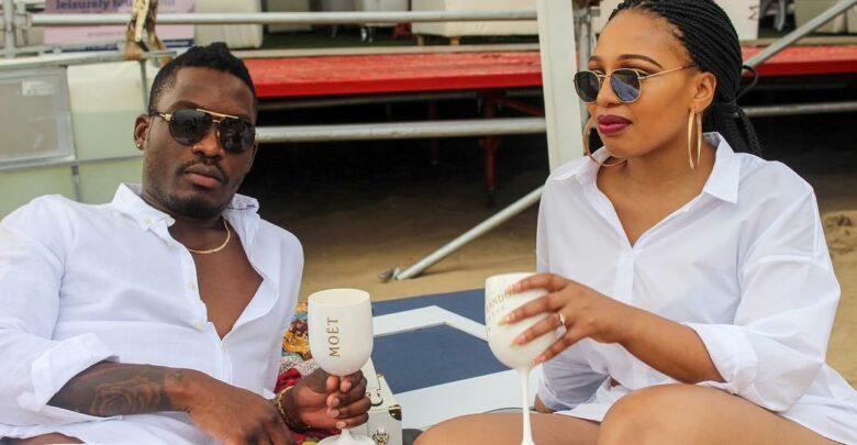 Watch: Bontle Modiselle and Pharoahfis Vosho Moves Give