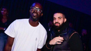 Photo of SA Celebs React To Black Coffee Hanging With Drake