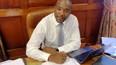 Photo of SA Celebs React To Mmusi Maimane Resigning As DA Leader