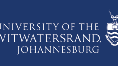 Photo of Applications Open For The University of Witwatersrand Data Management Internship 2020