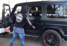 Photo of Watch: Mercedes Benz G63 Becomes A Taxi For A Day