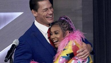Photo of John Cena Honored To Learn  Sho Madjozi's Story