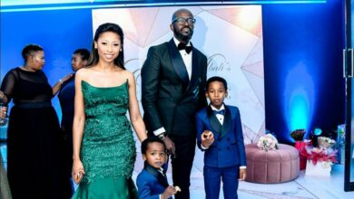 Photo of 10 Beautiful Pictures Of The Maphumulos In Happier Times