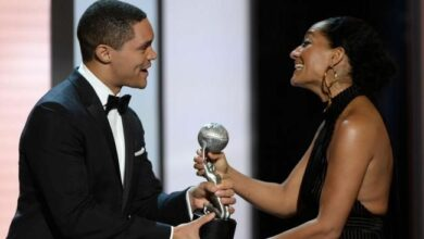 Photo of Check Out The International Awards That Trevor Noah Has Won Over The Years