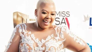 "Photo of ""No One Is Like You On Stage,"" Anele Mdoda To Rouge"