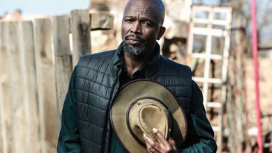 Photo of Sello Maake KaNcube Sends Fellow Actor Patrick Shai A Heartfelt Get Well Soon Message