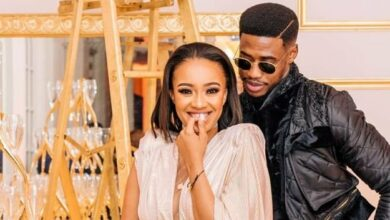 Photo of Dineo Langa Gushes Over Her Husband Solo's Upcoming Gig