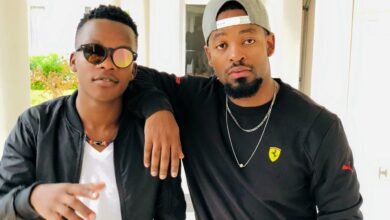 Photo of Prince Kaybee and TNS Squash Their Beef