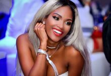 Photo of Pic: Rosette Mogomotsi Shares A Cool Throw Back Of Her and The Famous Dr Smile