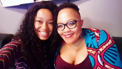 Photo of Dineo Langa Sends Her Mom  KG Moeketsi A Sweet Birthday Shout Out
