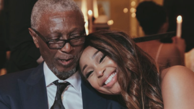 Photo of Here Is Why Minnie Dlamini and Her Father Are The Best Daddy-Daughter Duo