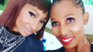 Photo of Enhle Mbali Gushes Over Her Mom's Latest Achievement