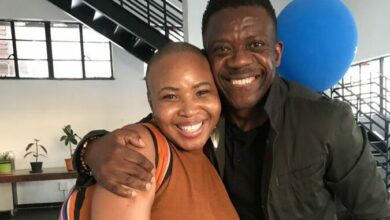Photo of Twinning: Hulisani Ravele and Benjamin Dube Exchange Powerful Birthday Messages