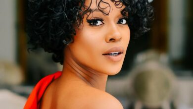 Photo of Nomzamo Mbatha Looks Back Into The Full Year She Spent Working Between SA and The US