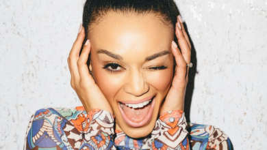 Photo of It's Back To School For Pearl Thusi