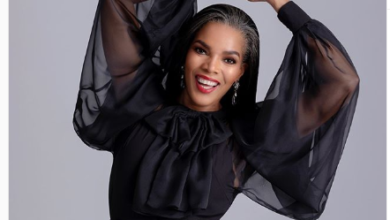 Photo of Watch: Connie Ferguson Wows Fans With Epic Tswana Tradition Dance Moves