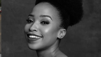 Photo of 5 Times Cindy Mahlangu Slayed In Natural Hair