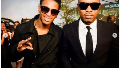 Photo of SK Khoza Sends His Younger Brother The Sweetest Birthday Shout Out