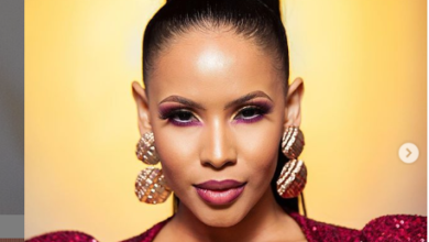 Photo of Self Love: Thuli Phongolo Sends Herself A Beautiful Birthday Shout Out