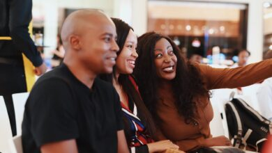 Photo of Former Colleagues From The Queen React To Rami Chuene Getting A New Show