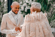 Photo of SA Celebs Celebrating Their First Valentine's Day As Married Couples
