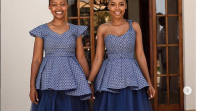 Photo of Pics: K Naomi and Her Family Display The Beauty That Is Tswana Culture