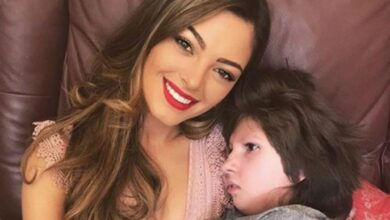 Photo of Demi-Leigh Remembers Her Late Sister In A Touching Post