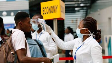 Photo of Sad Note: South Africa Records Its First Deaths From #Coronavirus