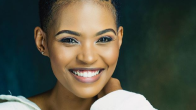 Photo of Pics: Gail Mabalane Take Us Through Her Beautifu Hair Journey