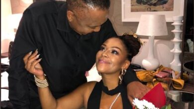Photo of Pic: Letoya Makhene Shows Off Massive PDA With Her New Lesbian Lover