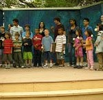 Opening Day Assembly at Camellia Waldorf School